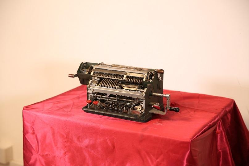 Facit Mechanical Calculator