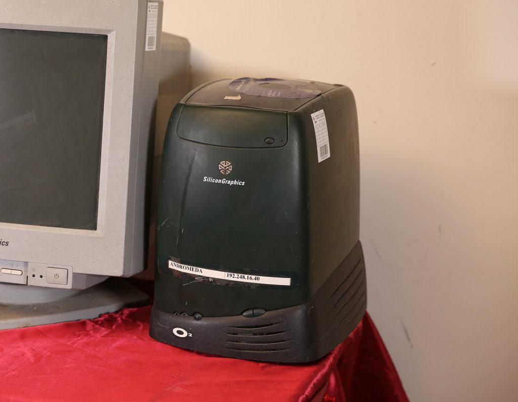 Silicon Graphics O2 Workstation (1996)