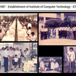 Establishment of Institute of Computer Technology