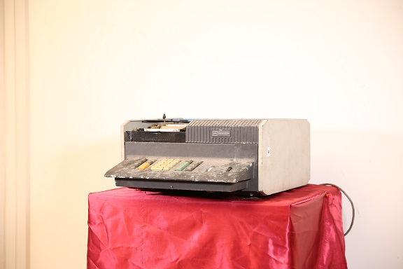 Toshiba BC 1413p Calculator (1969)