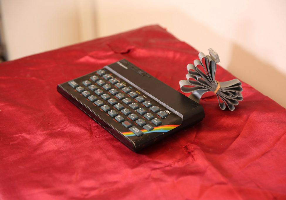 Sinclair ZX Spectrum – Personal Computer (1982)