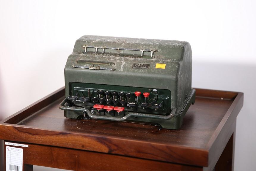 Facit Electro Mechanical Calculator (1953)