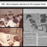 micro computer lab for computer center