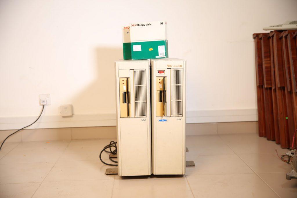 NEC FD1157C Floppy Drive