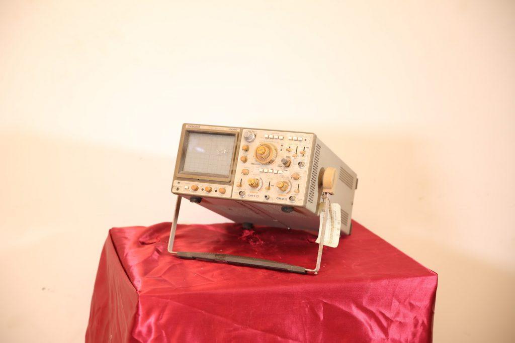 Kikusui Oscilloscope - COS5060 (1985)