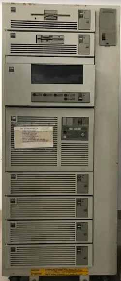 IBM AS 400 (1988)
