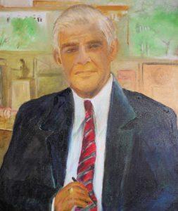 Prof. VK Samaranayaka painting